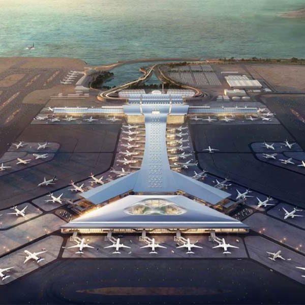Passenger Terminal Expansion Works